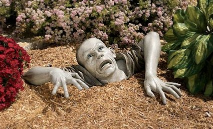 Garden Ornaments to imprint your   Personality