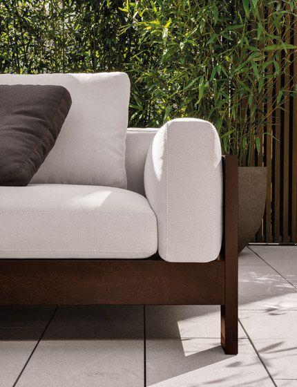 Garden sofas | Garden lounge | Alison Dark Brown Outdoor. Check it