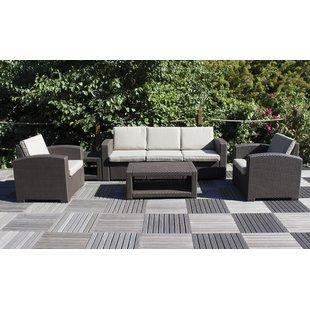 Garden Sofa Sets You'll Love | Wayfair.co.uk