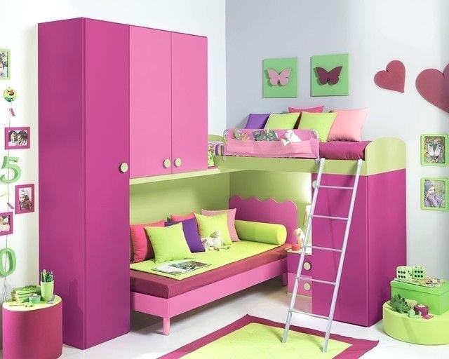 Contemporary Kids Bedroom Furniture Modern Kids Furniture Girls