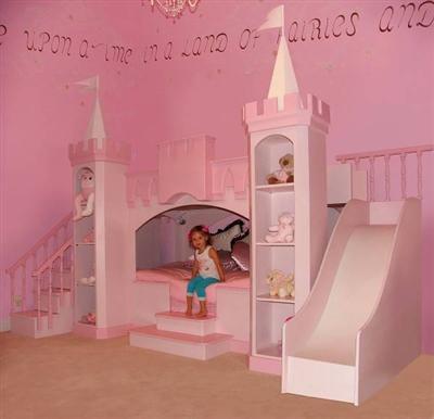 Inspiring girls fairy bedroom furniture