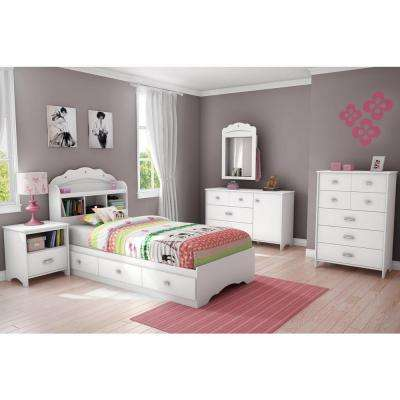 Girls - Kids Beds & Headboards - Kids Bedroom Furniture - The Home Depot