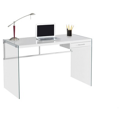 Pros and Cons of a glass computer desk