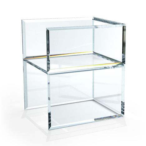 glass furniture archives | Dezeen