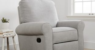 Small Comfort Swivel Glider Recliner | Pottery Barn Kids