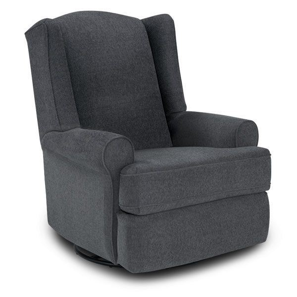 LOGAN SWIVEL GLIDER RECLINER
