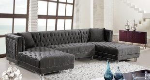Grey Sectionals You'll Love | Wayfair