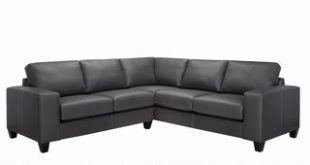 Buy Grey, Leather Sectional Sofas Online at Overstock | Our Best