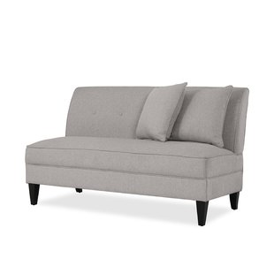 Espresso Grey Loveseats You'll Love | Wayfair