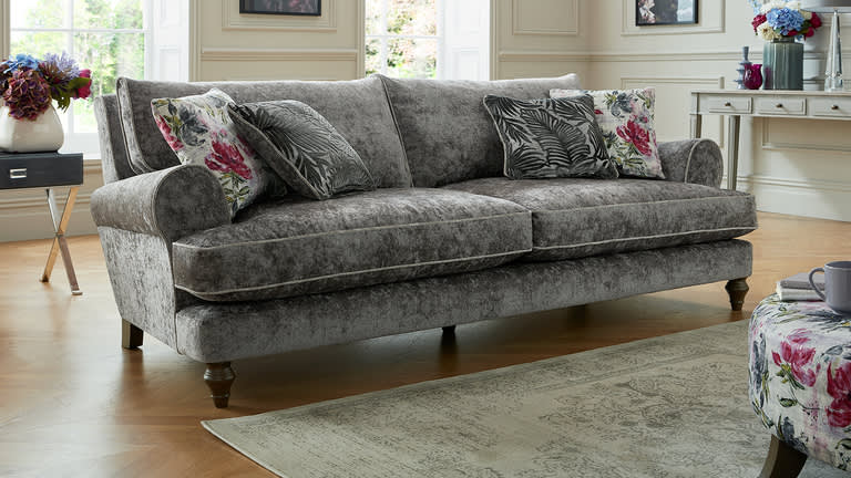 Fabric Sofas | Corner and Sofabeds | Sofology