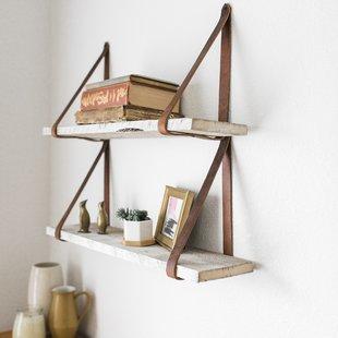 Wood Hanging Shelf | Wayfair