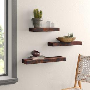 Floating Shelves You'll Love | Wayfair