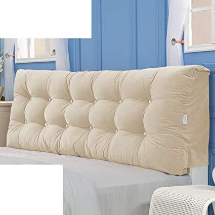 Amazon.com: JGXVUYKDFV Bed Soft Pack/Fabric headboard Cover/Tatami