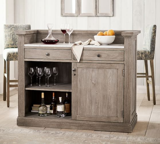 Livingston Ultimate Bar | Pottery Barn