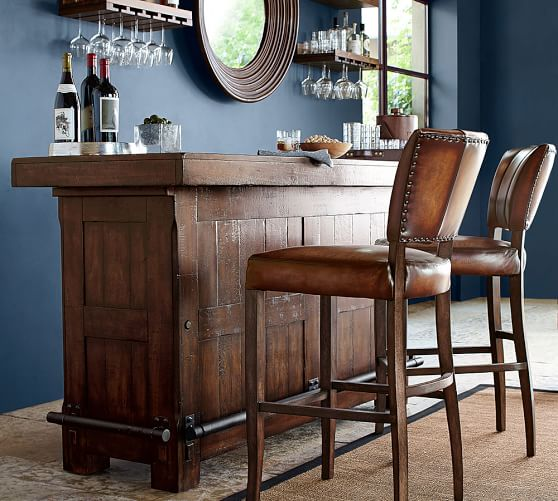 Bar Furniture & Home Bar Sets | Pottery Barn