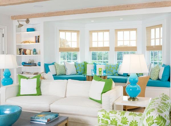 Adorable Summer Home Interiors by Lynn Morgan u2013 Adorable Home