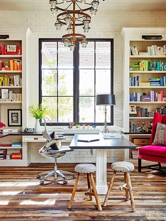 Stylish, Smart Home Offices
