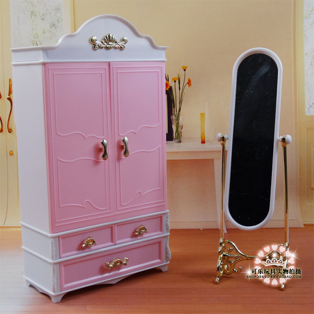 Hot selling baby toys house accessories doll mini furniture sets