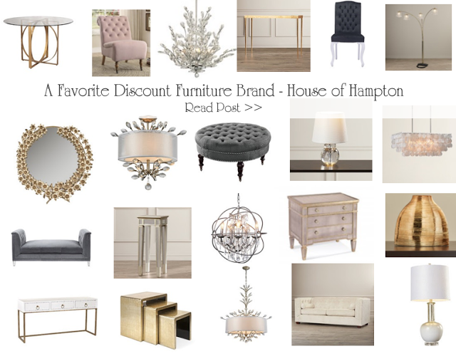 budget home decor, furniture, accessories by House of Hampton at