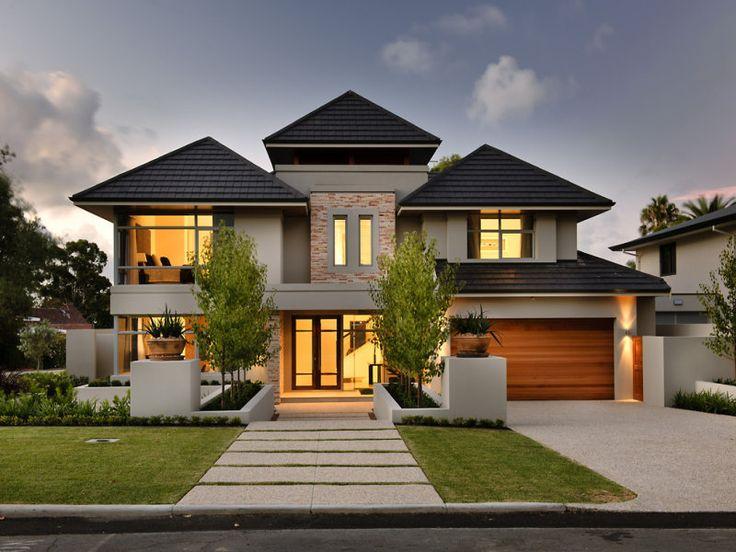 21 house facade ideas | house | Pinterest | Facade house, Double