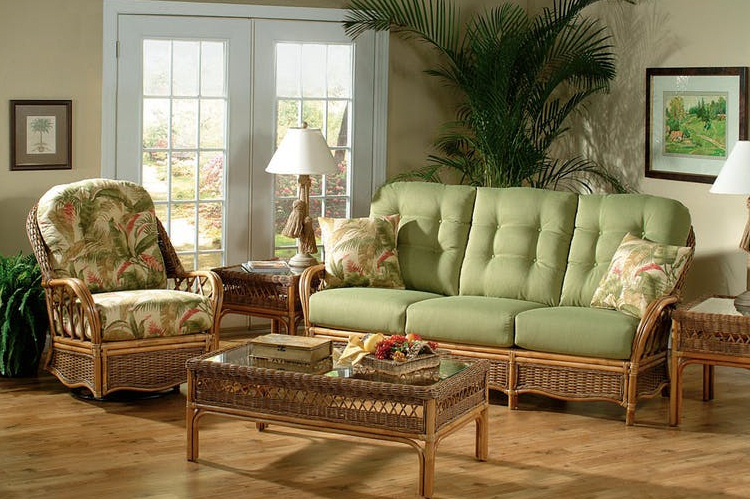 Indoor Wicker Furniture Atlanta | Sun Room Furniture Atlanta