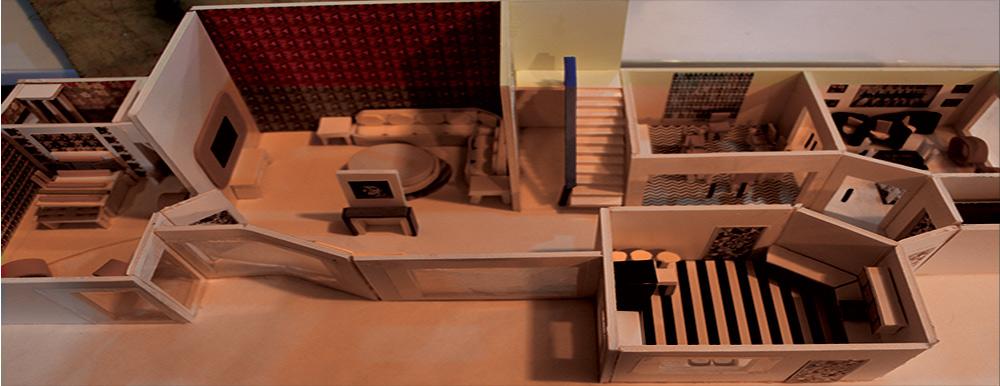 NCA Lahore-Interior Design