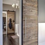 Smart interior sliding doors