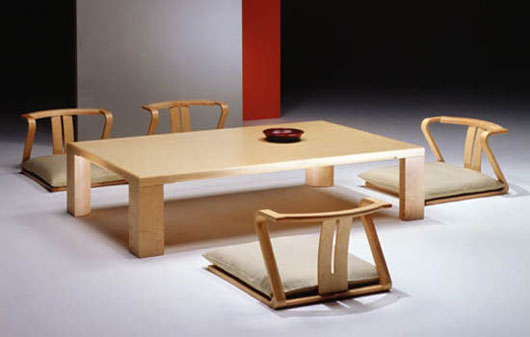 Japanese Furniture u2013 Color, Style and Tradition u2013 goodworksfurniture