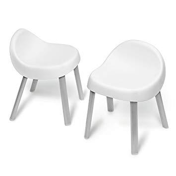 Amazon.com : Skip Hop Explore & More Kids Chairs, White : Baby