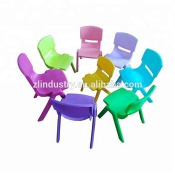 Wholesale Furniture Kindergarten Stackable Cheap Kid Plastic Chair