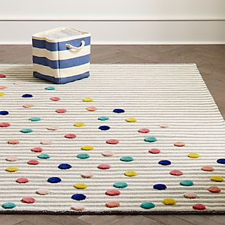 Kids Rugs for Boys, Girls and Baby | Crate and Barrel