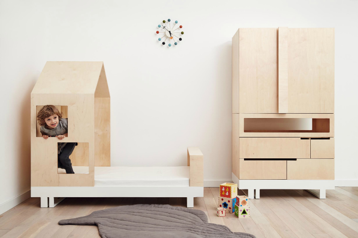 Kutikai, Functional and Creative Furniture for Kids - Petit & Small