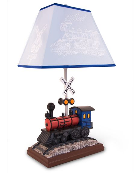 Train, decor, train, lamp, Train, light, by, All, Kids, Lamps, baby