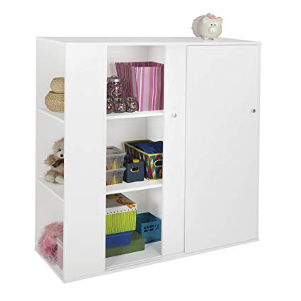 Amazon.com: South Shore Kids Storage Cabinet with Sliding Doors
