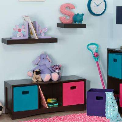 Brown - Kids Storage - Playroom - The Home Depot