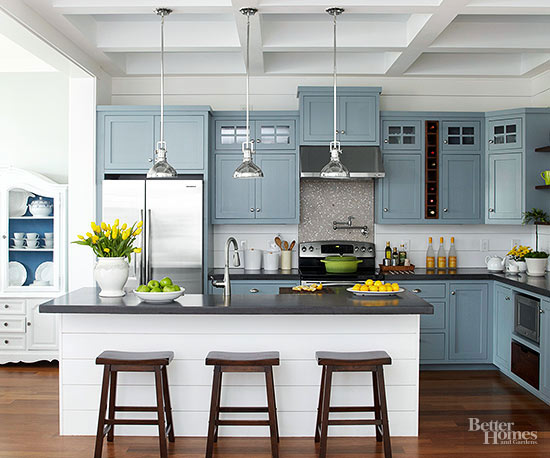 Kitchen Color Schemes | Better Homes & Gardens