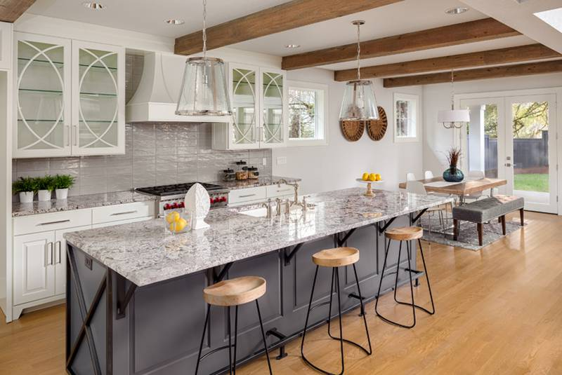 Five kitchen countertop trends you'll be tempted to try the