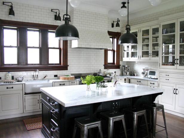 Kitchen Cabinet Design: Pictures, Ideas & Tips From HGTV   HGTV