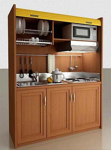 15 Latest Kitchen Cupboard Designs With Pictures In 2019   Styles At