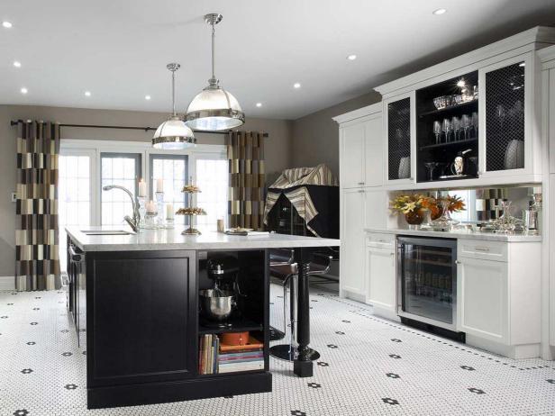Kitchen Curtain Ideas | HGTV