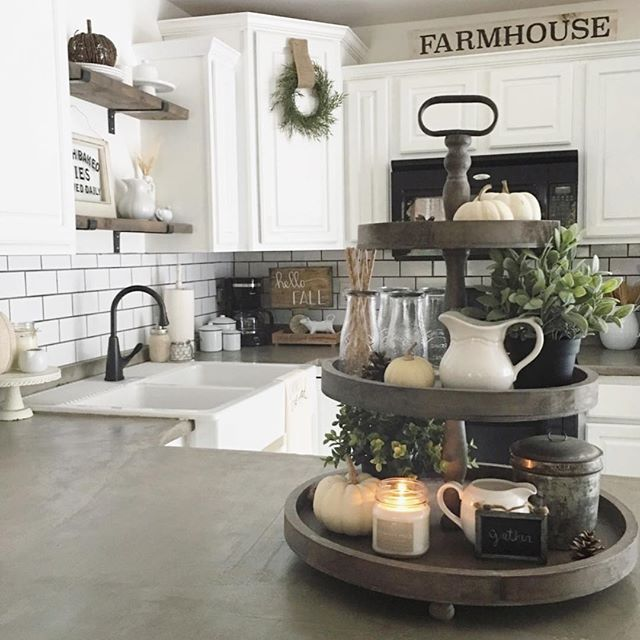 Farmhouse Kitchen Ideas For InspirePicture Gallery Website Amazing