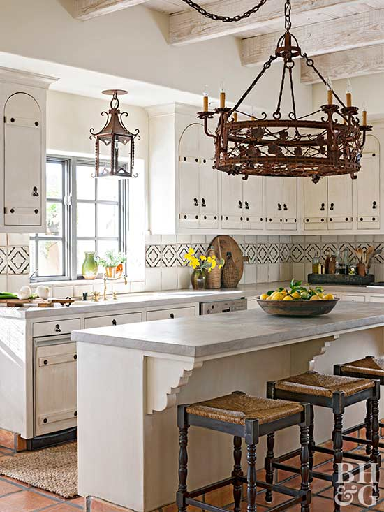 Tuscan Kitchen Decor
