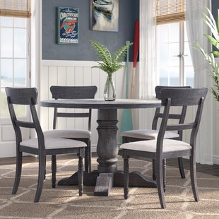 5 Piece Round Kitchen & Dining Room Sets You'll Love | Wayfair