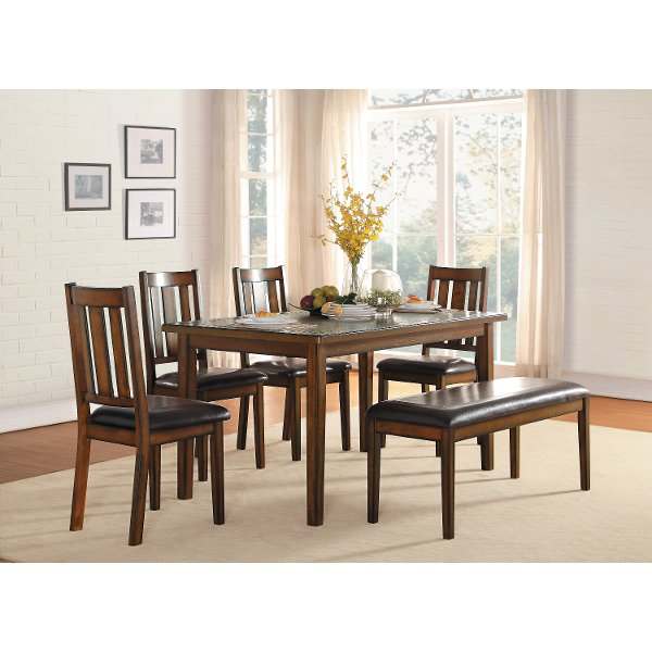 Table and chair dining sets | RC Willey Furniture Store