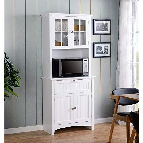 Small Kitchen Hutch: Amazon.com