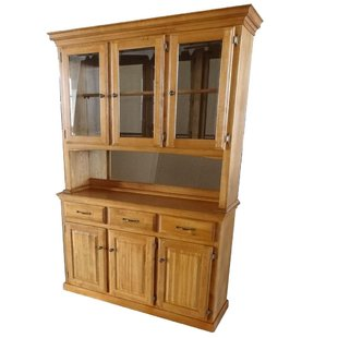 Kitchen Cabinet With Hutch | Wayfair