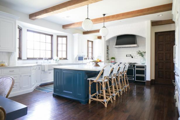 15 Stylish Kitchen Island Ideas | HGTV's Decorating & Design Blog | HGTV