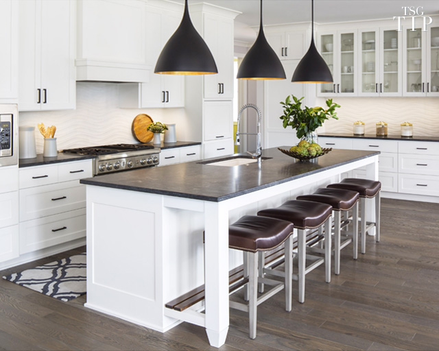 Keys to Kitchen Island Lighting - The Scout Guide
