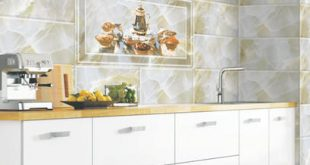 Digital Ceramic 10x15 Kitchen Wall Tiles, Thickness: 8 - 10 Mm, Rs