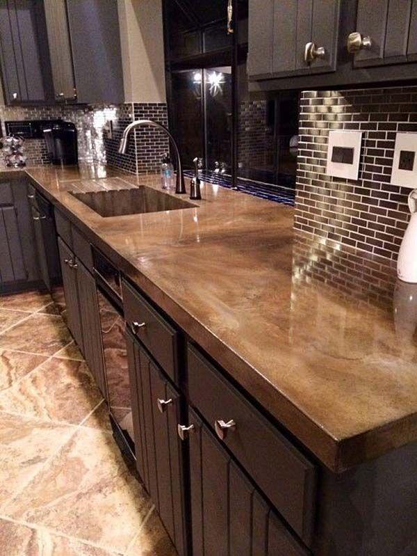 Kitchen Tops – Elegant Way To Decorate   Your Kitchen